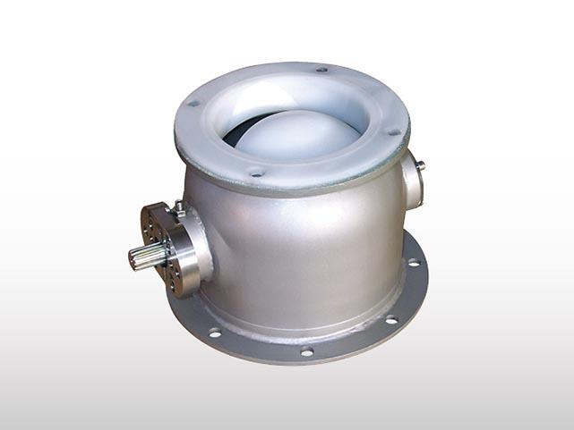 motoniveladoras vibrotech, valvulas hemisfericas de paso total